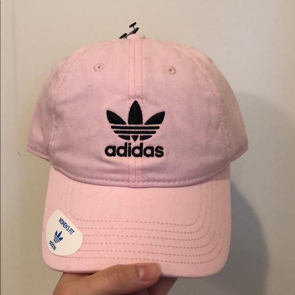 95cfff42191 baby pink adidas baseball cap